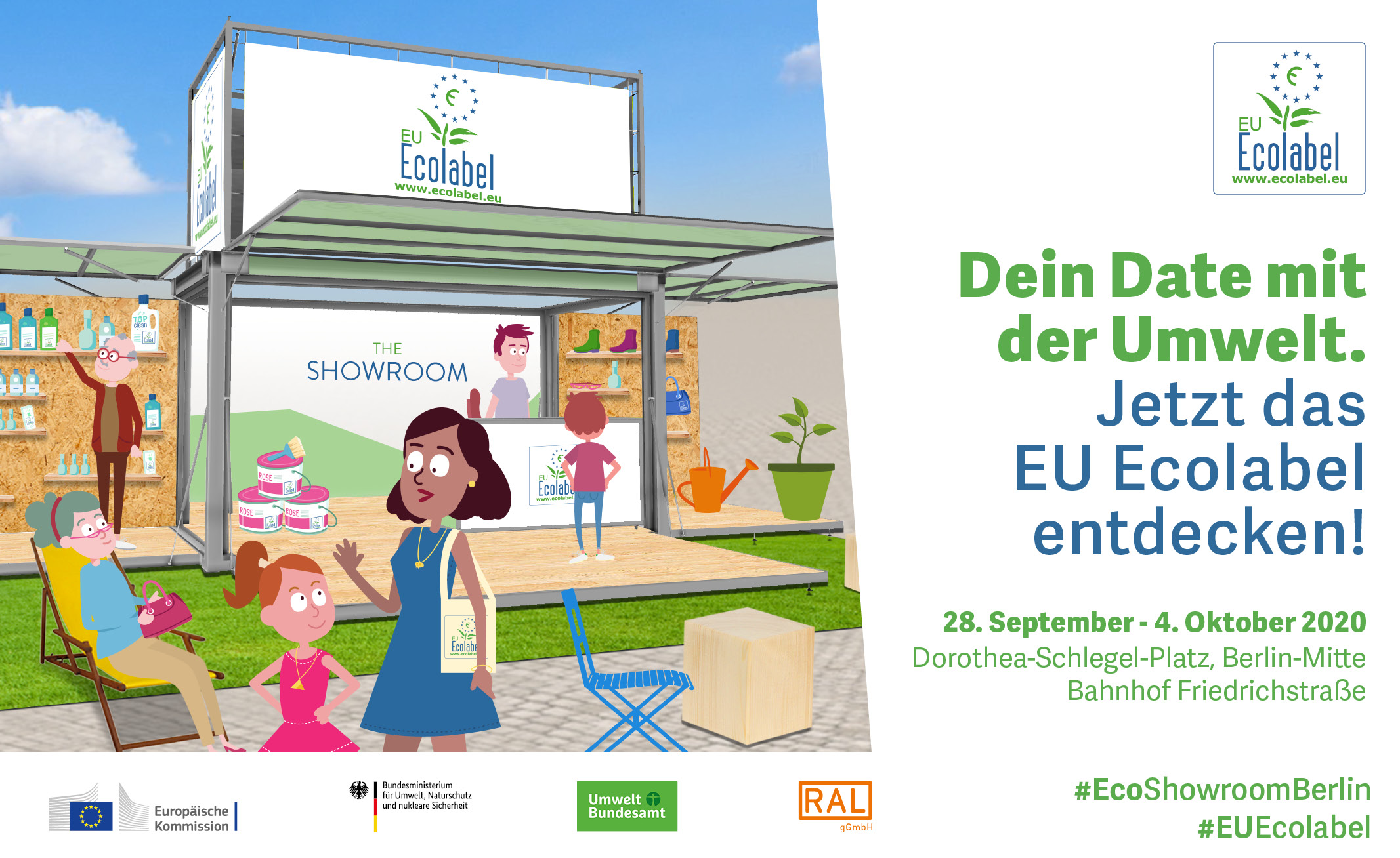 EU Ecolabel Showroom 2020